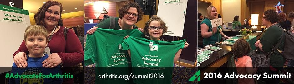 2016 Arthritis Advocacy Summit