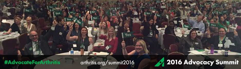 Yes Flags Advocacy Summit