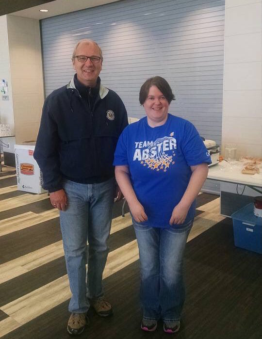 Rep. Kevin Cramer Walk to Cure Arthritis