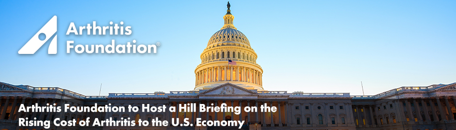 arthritis foundation hill briefing US economy