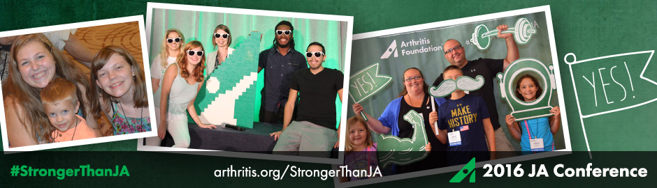 JA Conference Veteran Families
