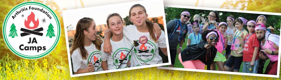 2017 juvenile arthritis camps