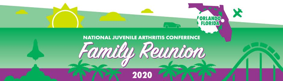 2020 Juvenile Arthritis Conference Banner