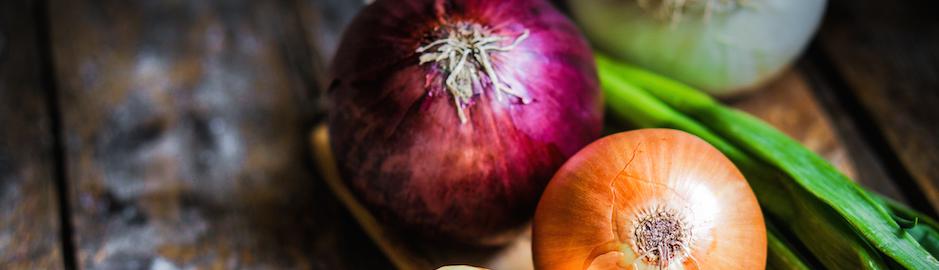 Onions Anti-Inflammatory