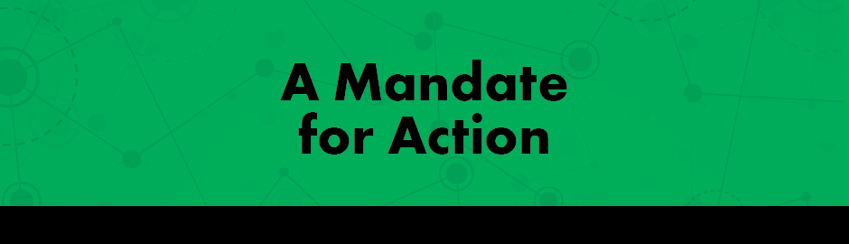 arthritis a mandate for action