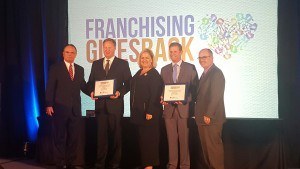 Arthritis Foundation and Massage Envy Spa Franchising Gives Back Awards