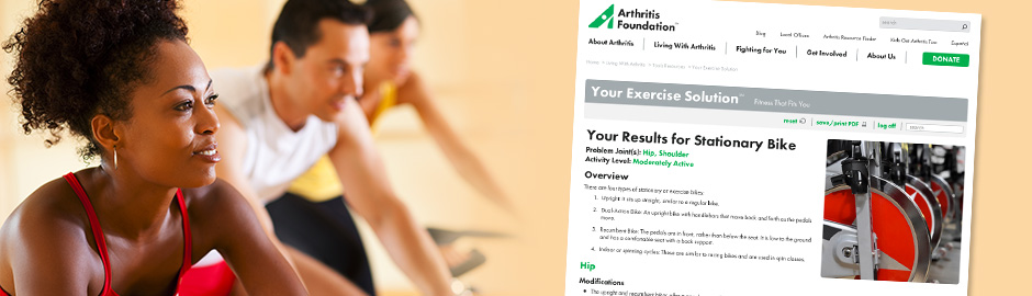 Your Exercise Solution Tool