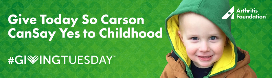 Giving Tuesday Carson Rose