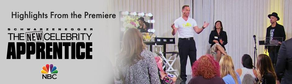 Matt Iseman Celebrity Apprentice Episode 1 Highlights