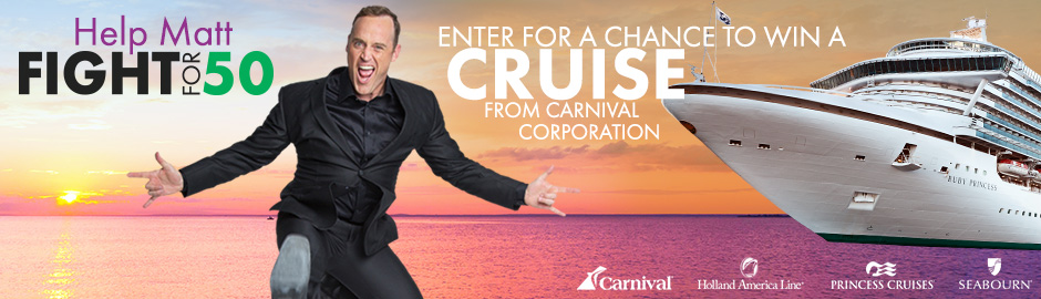 Matt Iseman New Celebrity Apprentice Carnival Cruise