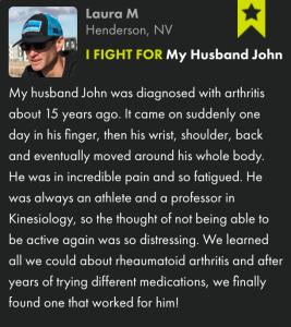 John Fight for 50
