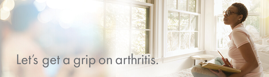 let's get a grip on arthritis