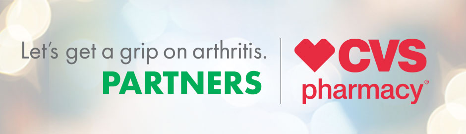 cvs and arthritis foundation LGGA partnership