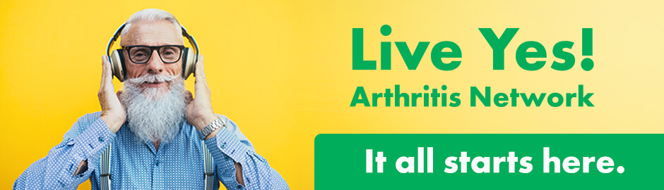 live yes arthritis network