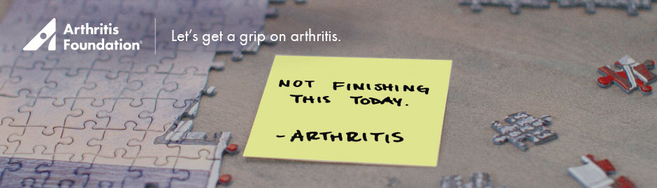 CVS partner for Let's Get Grip Arthritis