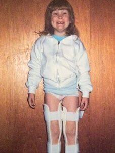 Shannon Ohara childhood