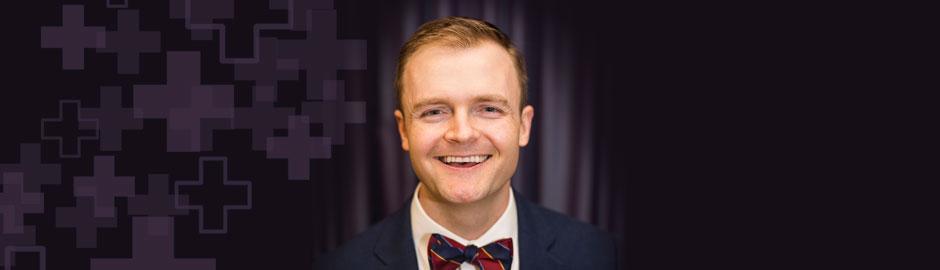 Meet Matthew Clark: One of Our Newest Foundation-Sponsored Fellows!