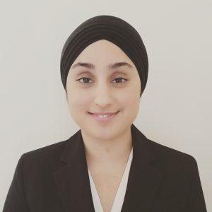Headshot of Uptej Khalsa
