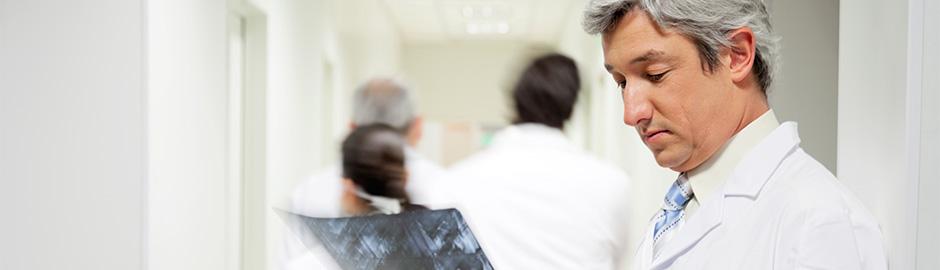Detecting rheumatoid arthritis