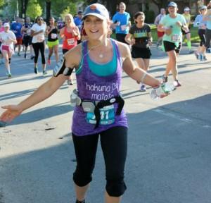 Jill Konopka NYC Marathon Arthritis