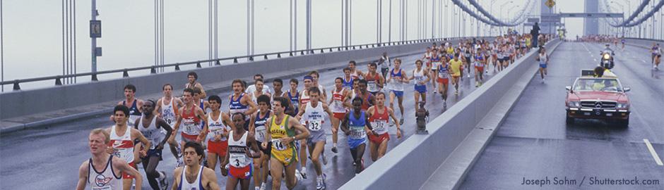 NYC Marathon Arthritis