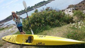 Kayaking World Record