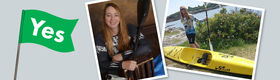 Rheumatoid Arthritis Kayaking World Record