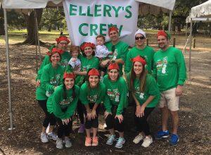 Ellery's Crew Jingle Bell Run