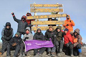 Alex Jakobson Mount Kilamanjaro