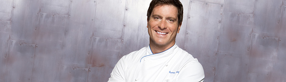 Star Chef Seamus Mullen Sizzles Despite Rheumatoid Arthritis