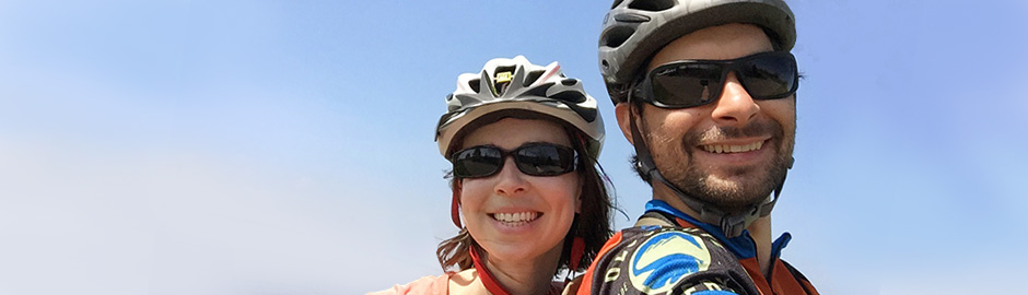 1,400 miles for 300,000 Children : Jen Bikes Down the Coast to Juvenile Arthritis Conference