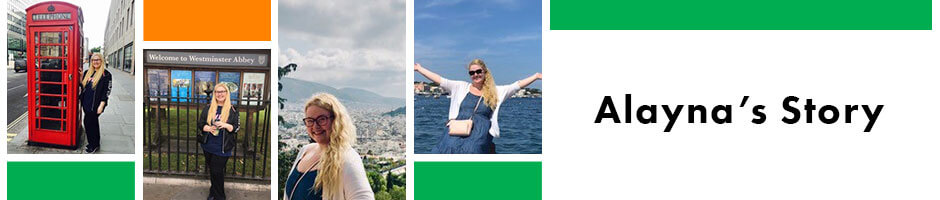 Alayna Travaglione: Her Dreams of Studying Abroad Came True