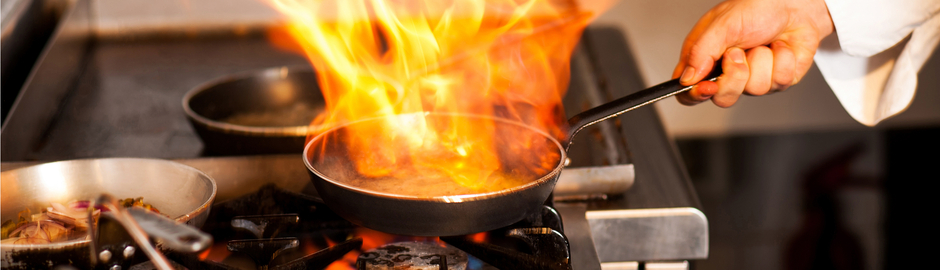 High Cooking Temperature Can Make Inflammation Worse