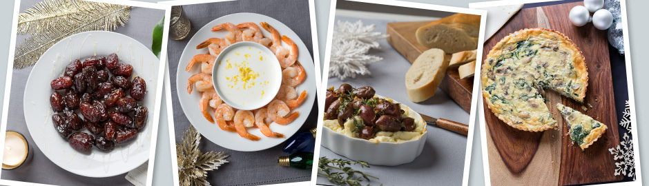 Fuss-Free Holiday Party Foods
