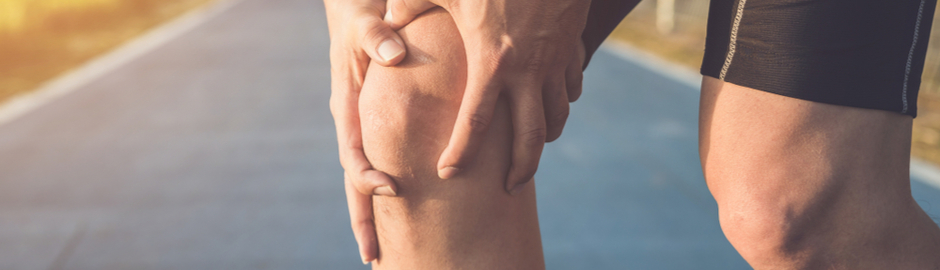 Don't Let Knee or Hip Pain Make You Unsteady
