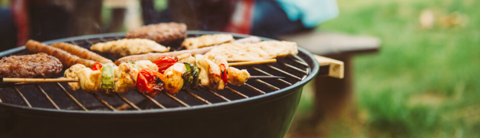 Four Steps to Grill Safely and Prevent Accidents