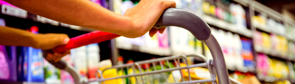Grocery Shopping Made Easier if you Have Arthritis
