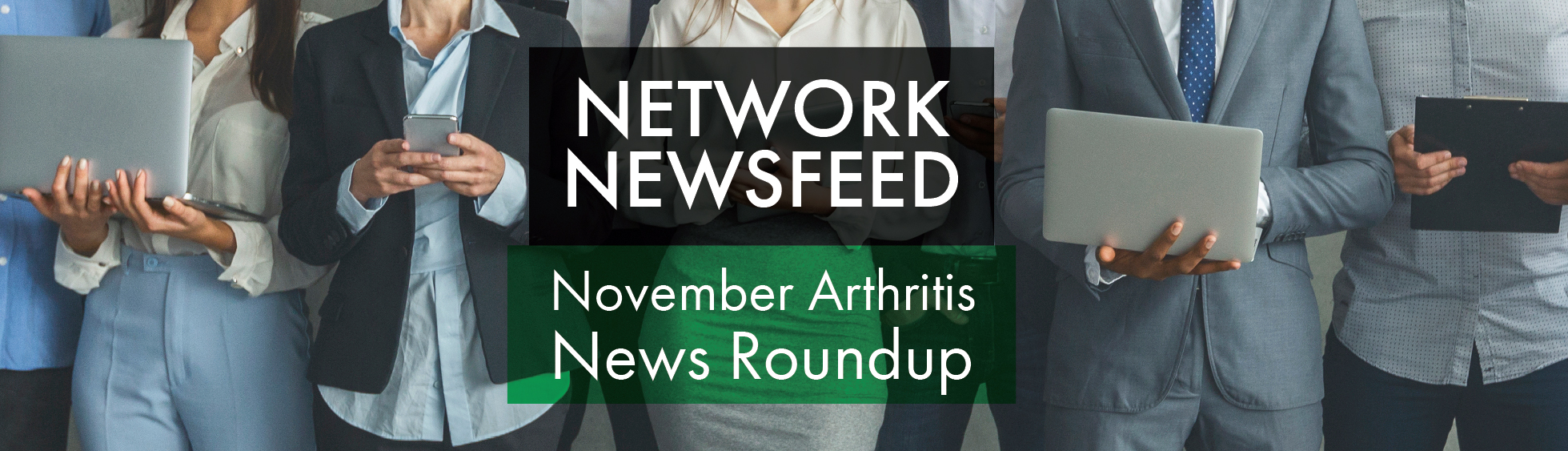 November Arthritis News Roundup