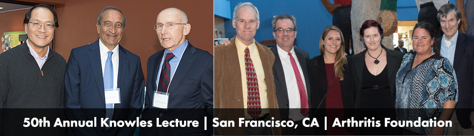 Highlights of the 50th Annual Knowles Lecture