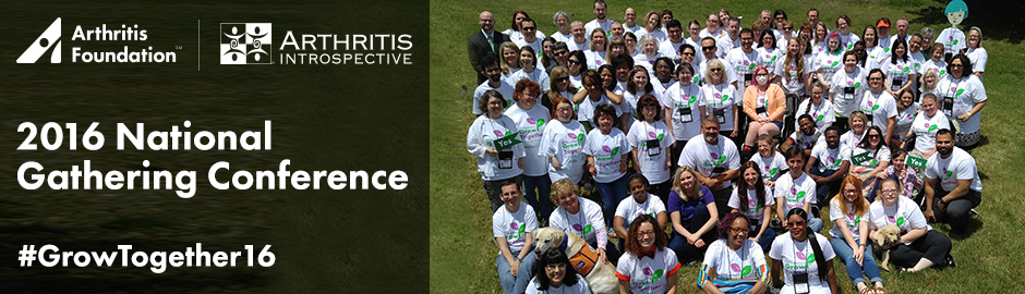 Highlights from the 9th Annual Arthritis Introspective & Arthritis Foundation National Gathering