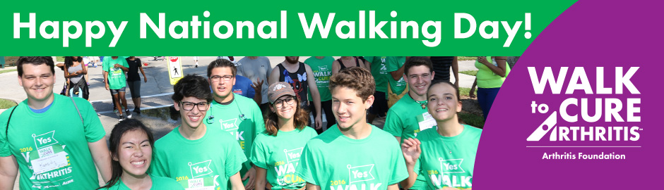 Enjoy the Health Benefits of Exercise on National Walking Day!