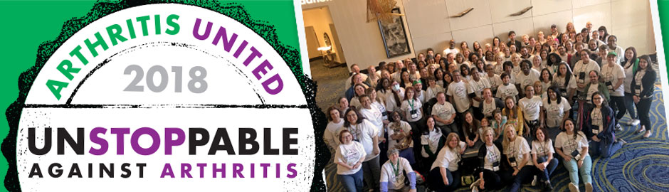 Highlights from the 2018 Arthritis United Conference
