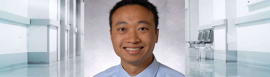 Meet Irvin Huang: One of Our Newest Foundation-sponsored Fellows!
