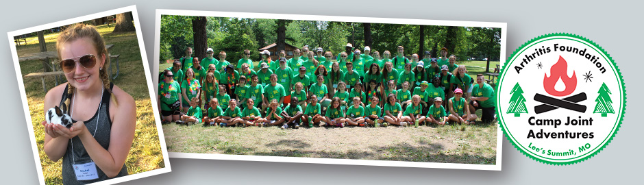 From Juvenile Arthritis to JA Camp Counselor – Rachel Hadel Inspires Others