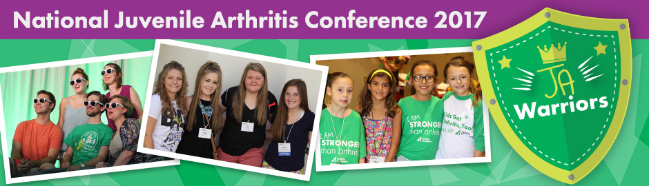 "The 2017 National Juvenile Arthritis Conference in ""Space City"" Houston Blasts Off Today!"
