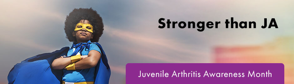 Strength Comes in Numbers This Juvenile Arthritis Awareness Month