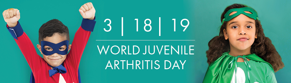 World Juvenile Arthritis Day: Help Shine a Light on JA
