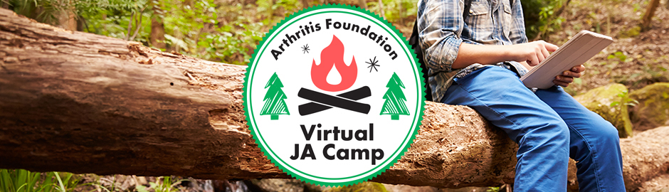 We are Camp Stronger than JA, virtually!