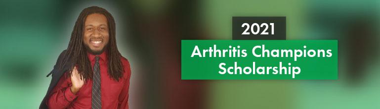 Arthritis Foundation Champion Scholarships for Deserving Students