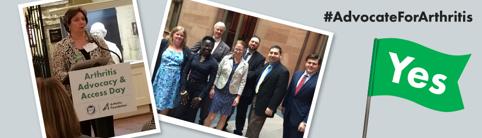 Arthritis Foundation Collaborates with Providers at the State Level to Advocate for the Arthritis Community